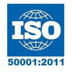 ISO 50001:2011 certificate for Thrace Group